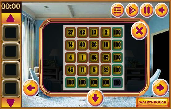 Room Escape Games - Modern Grey House Escape screenshot 2