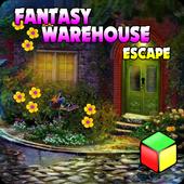 New Escape Games - Fantasy Warehouse icon