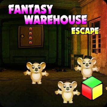 New Escape Games - Fantasy Warehouse poster