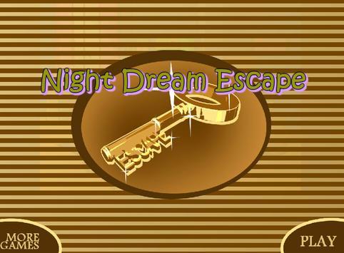 NightDreamEscape poster