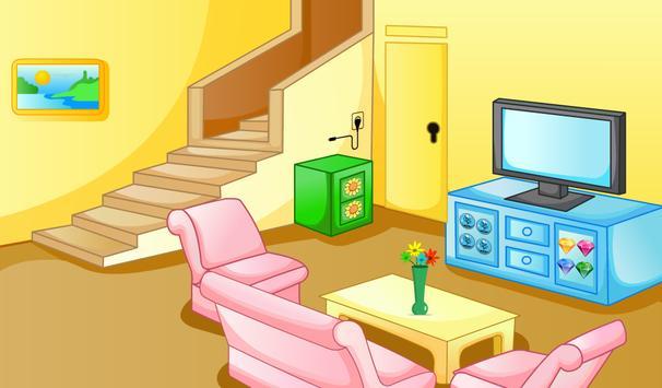 Novel Bonny Room Escape screenshot 3