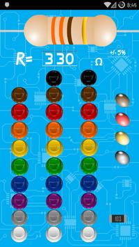 Ohm´s Law poster