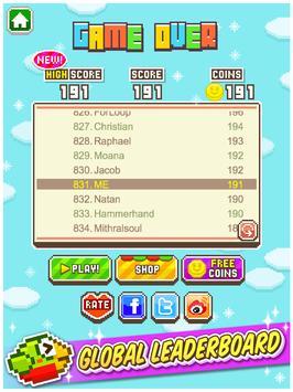 Soaring Bird screenshot 7