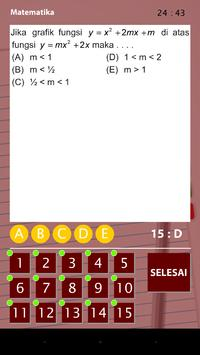 1001 BANK SOAL MATEMATIKA apk screenshot