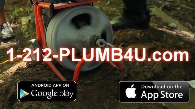 1-212-plumb4u.com poster