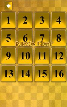 15 Puzzle Gold screenshot 2