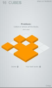 16 Cubes screenshot 2