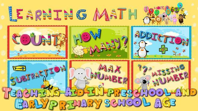 1+1 Learning math toddlers screenshot 11