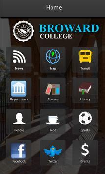 Campus Guide Sample Mock-up screenshot 2
