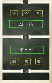 2 Player Math Game apk screenshot