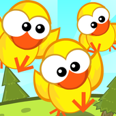 Tatlong Bibe Game: 3 Ducklings icon