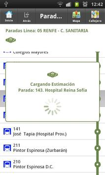 Buses de Córdoba screenshot 2
