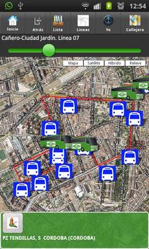 Buses de Córdoba screenshot 4