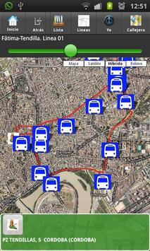 Buses de Córdoba screenshot 6