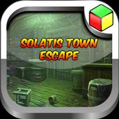Solatis Town Escape Game icon