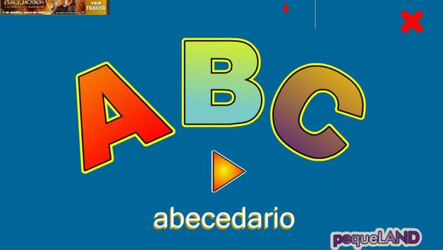 ABC ALPHABET apk screenshot