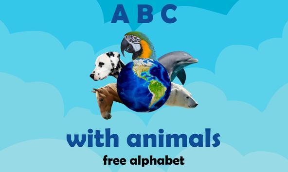 ABC with animals free alphabet screenshot 16
