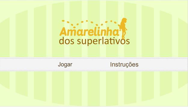 Amarelinha dos Superlativos poster