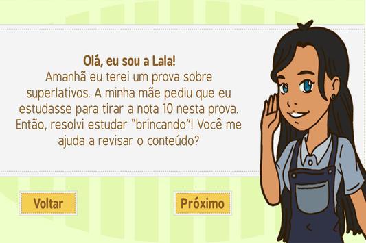 Amarelinha dos Superlativos screenshot 1