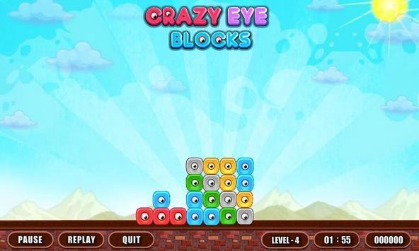 Crazy Eye Blocks screenshot 3