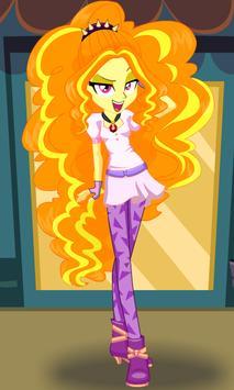 Dress up Adagio Dazzle apk screenshot