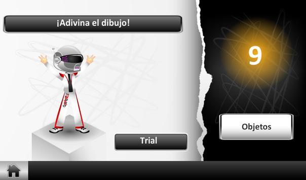 Adivinando Garabatos Trial screenshot 2