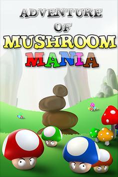 Adventure Of Mushroom Mania poster