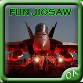 Free Jigsaw - Airplanez icon