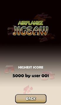 Free Jigsaw - Airplanez apk screenshot