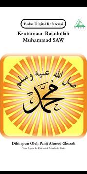 Keutamaan Rasulullah Muhammad SAW poster
