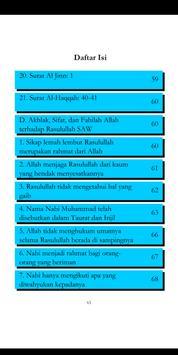 Keutamaan Rasulullah Muhammad SAW screenshot 15