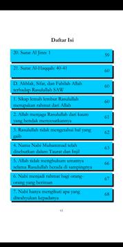 Keutamaan Rasulullah Muhammad SAW screenshot 23