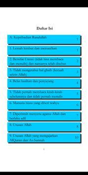 Keutamaan Rasulullah Muhammad SAW screenshot 2