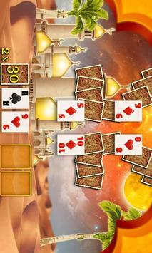 Aladdin Solitaire Light apk screenshot