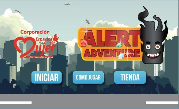 Alert Adventure poster