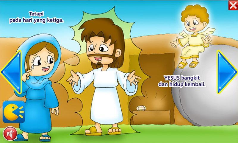 Komik Alkitab Anak Tuhan Yesus For Android Apk Download