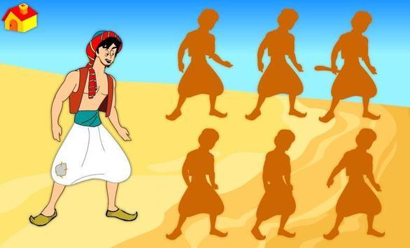 علي بابا قصة وألعاب screenshot 3