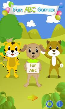Alphabet Game for Kids [abc] poster