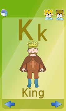 Alphabet Game for Kids [abc] apk screenshot
