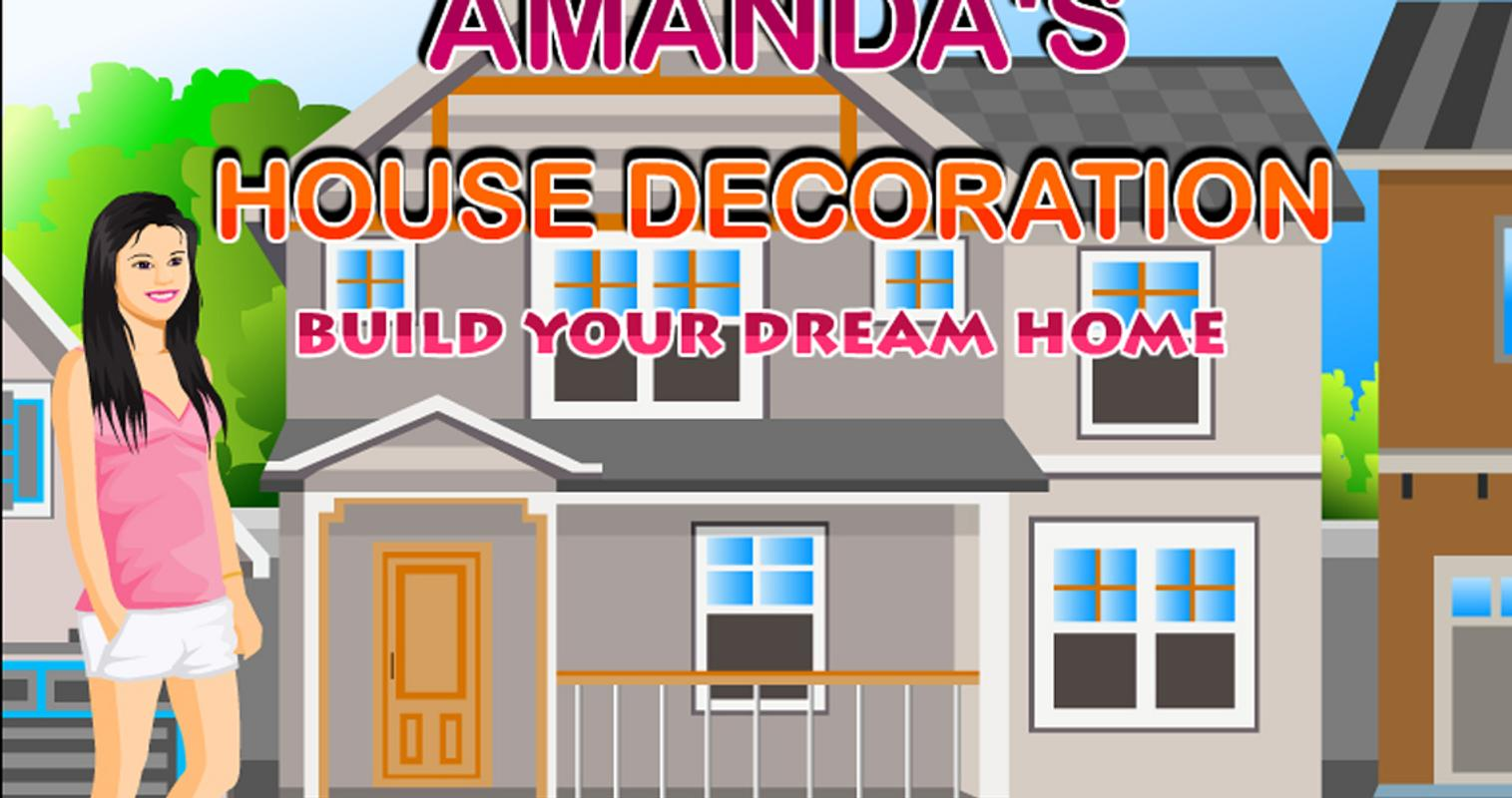 Amanda rumah dekorasi apk download gratis santai Decorating a home games