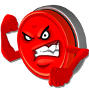 Angry Red Button - Dare Click? APK