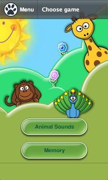 Free Animal Game apk screenshot