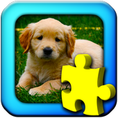 Puppies - Jigsaw Puzzles icon
