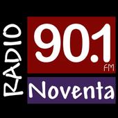 Radio Noventa 90.1 MHz icon