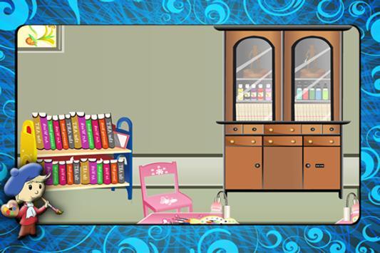 Artist Room Escape screenshot 3
