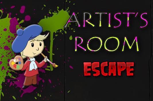 Artist Room Escape poster