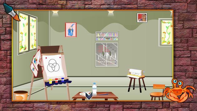 Artist Room Escape screenshot 11
