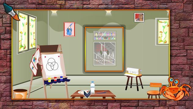 Artist Room Escape screenshot 12