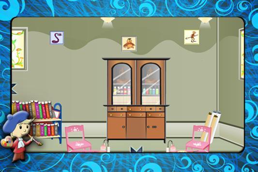 Artist Room Escape screenshot 2