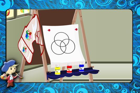 Artist Room Escape screenshot 4